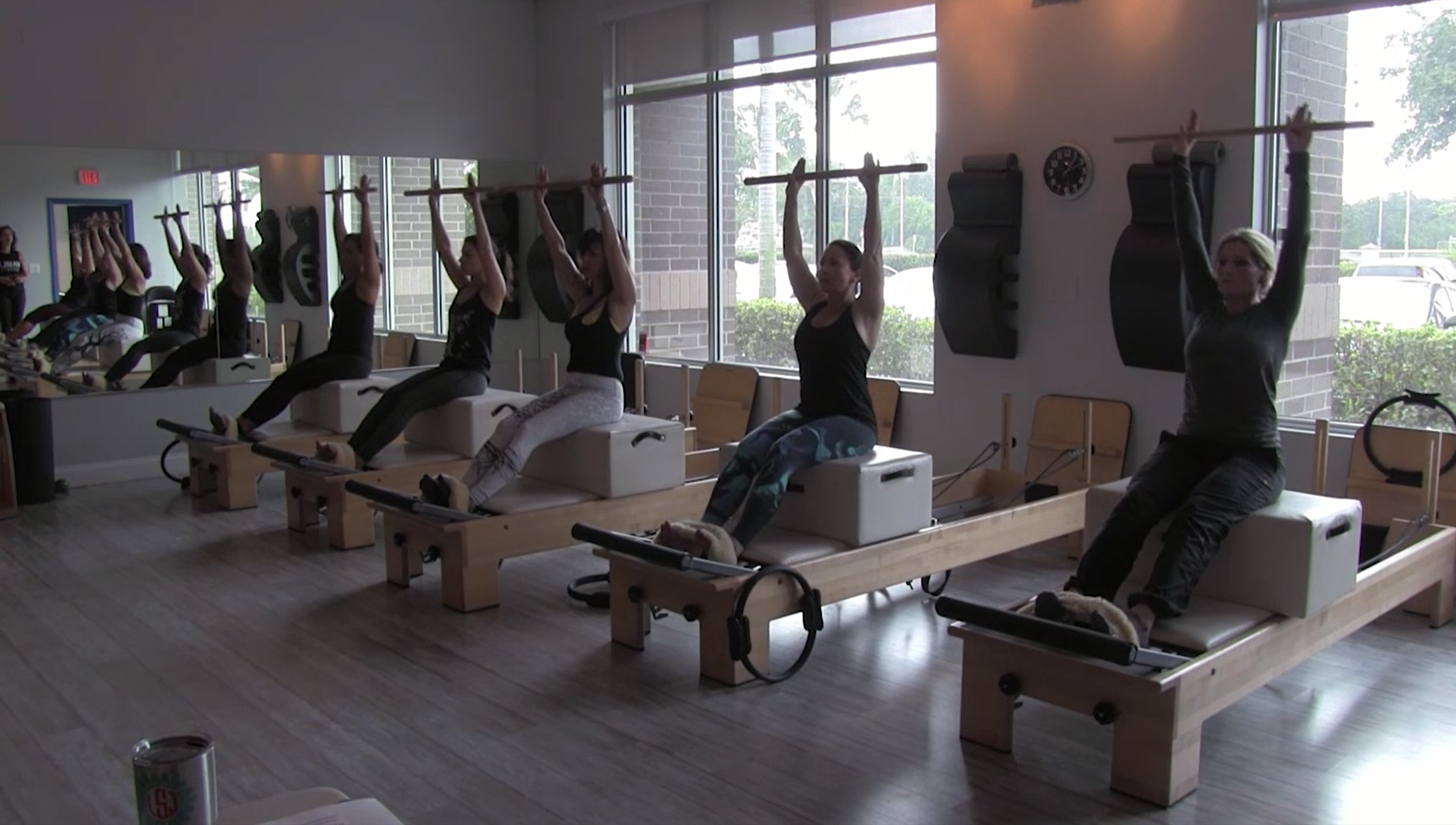 Non-Classical Reformer Variations Workout